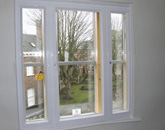 high quality hinged secondary glazing